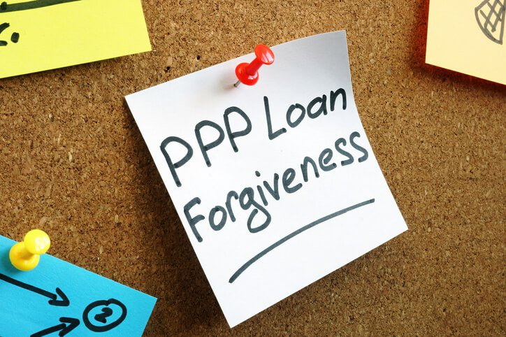 PPP loan forgiveness memo - top certified public accountants services in seacoast n.h.