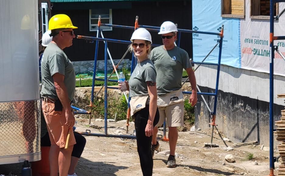 building houses work 2021 - top certified public accountants in seacoast NH community service 04