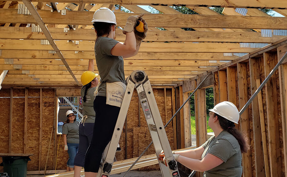 building houses work 2021 - top certified public accountants in seacoast NH community service 06