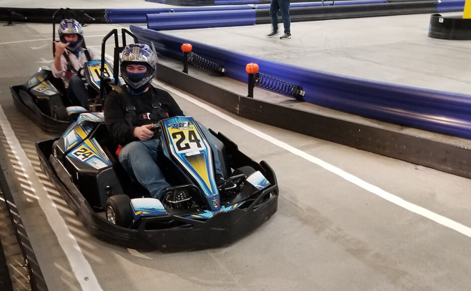 kart team trip photos - top accountants in nh and greater portsmouth area team 01
