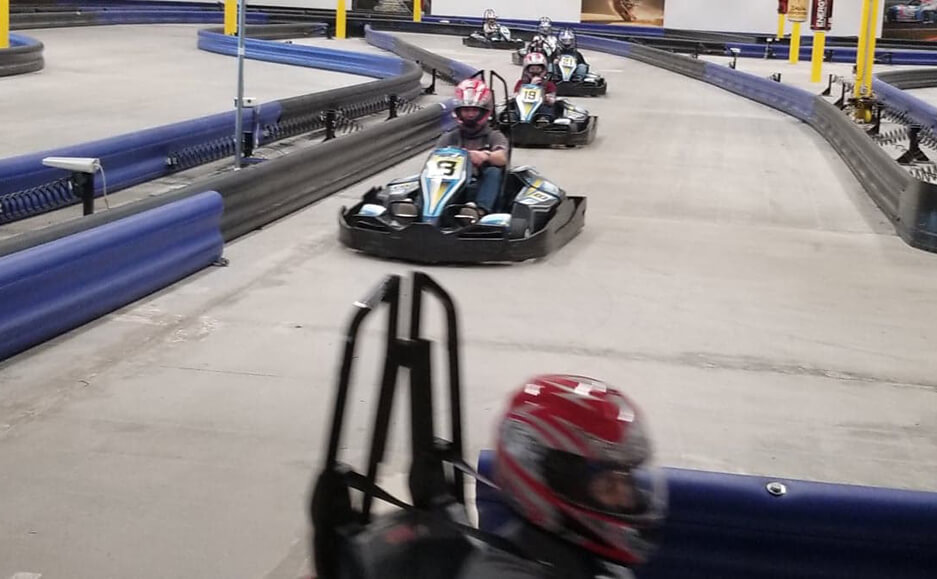 kart team trip photos - top accountants in nh and greater portsmouth area team 10