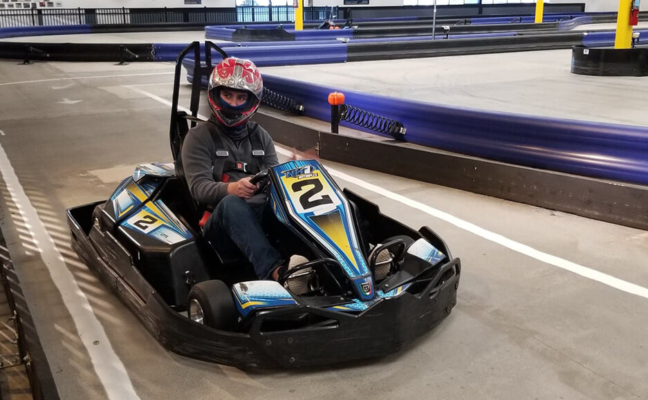 kart team trip photos - top accountants in nh and greater portsmouth area team 06