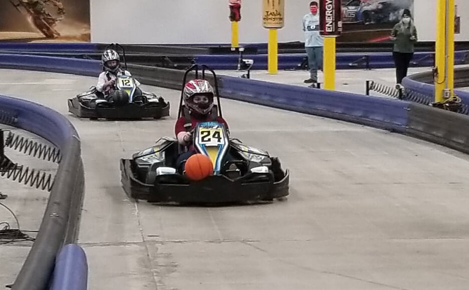kart team trip photos - top accountants in nh and greater portsmouth area team 08